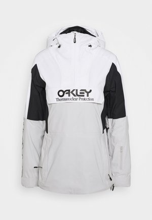 WOMENS INSULATED - Veste de snowboard - white/grey