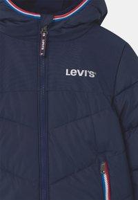 Levi's® - MIX MEDIA PUFFER - Winter jacket - dress blues - 2