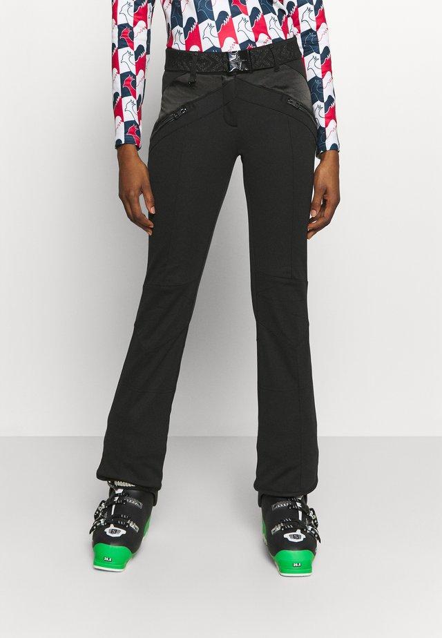 BEAU MONDE PANT - Pantaloni da neve - black