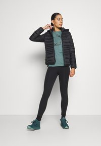 CMP - WOMAN JACKET SNAPS HOOD - Winter jacket - nero - 1