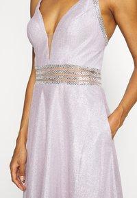 Luxuar Fashion - Vestido de fiesta - rosé - 5