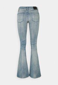 Denham - FARRAH - Flared Jeans - blue - 1