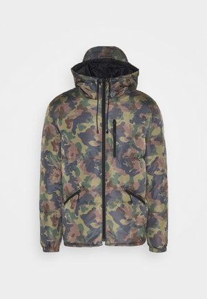 APPLEWOOD HOODED - Winter jacket - camo