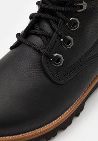 Panama Jack - MORITZ IGLOO - Schnürstiefelette - black - 5