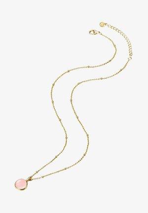 Halsband - gelbgold