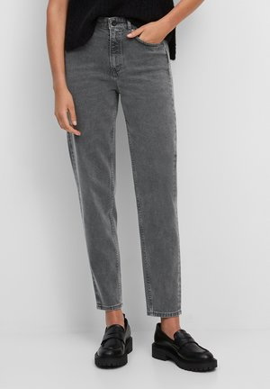 Slim fit jeans - grey sustainable wash