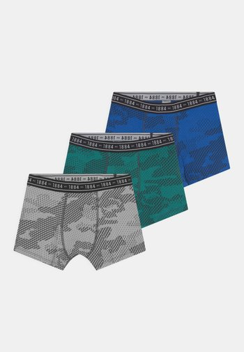 DIGI CAM 3 PACK - Pants - cobalt