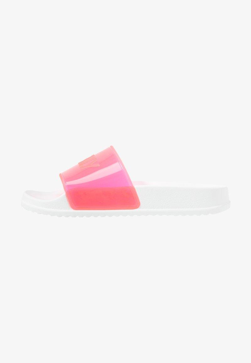 LEMON JELLY - OPAL - Pool slides - neon pink