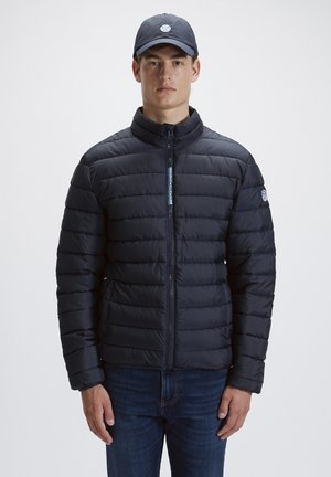 Winter jacket - navy blue