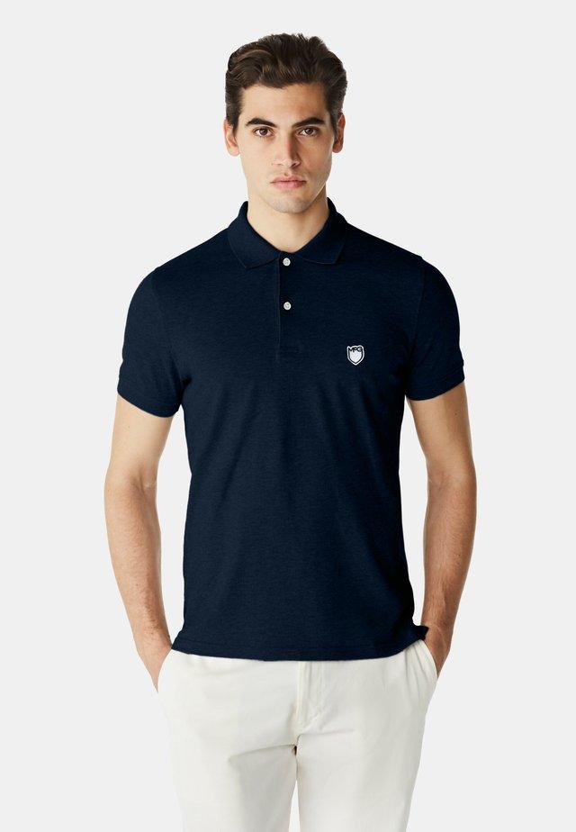 SLIM FIT - Poloshirt - classic navy