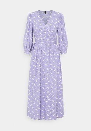 YASWENDY WRAP DRESS - Maxi dress - wendy