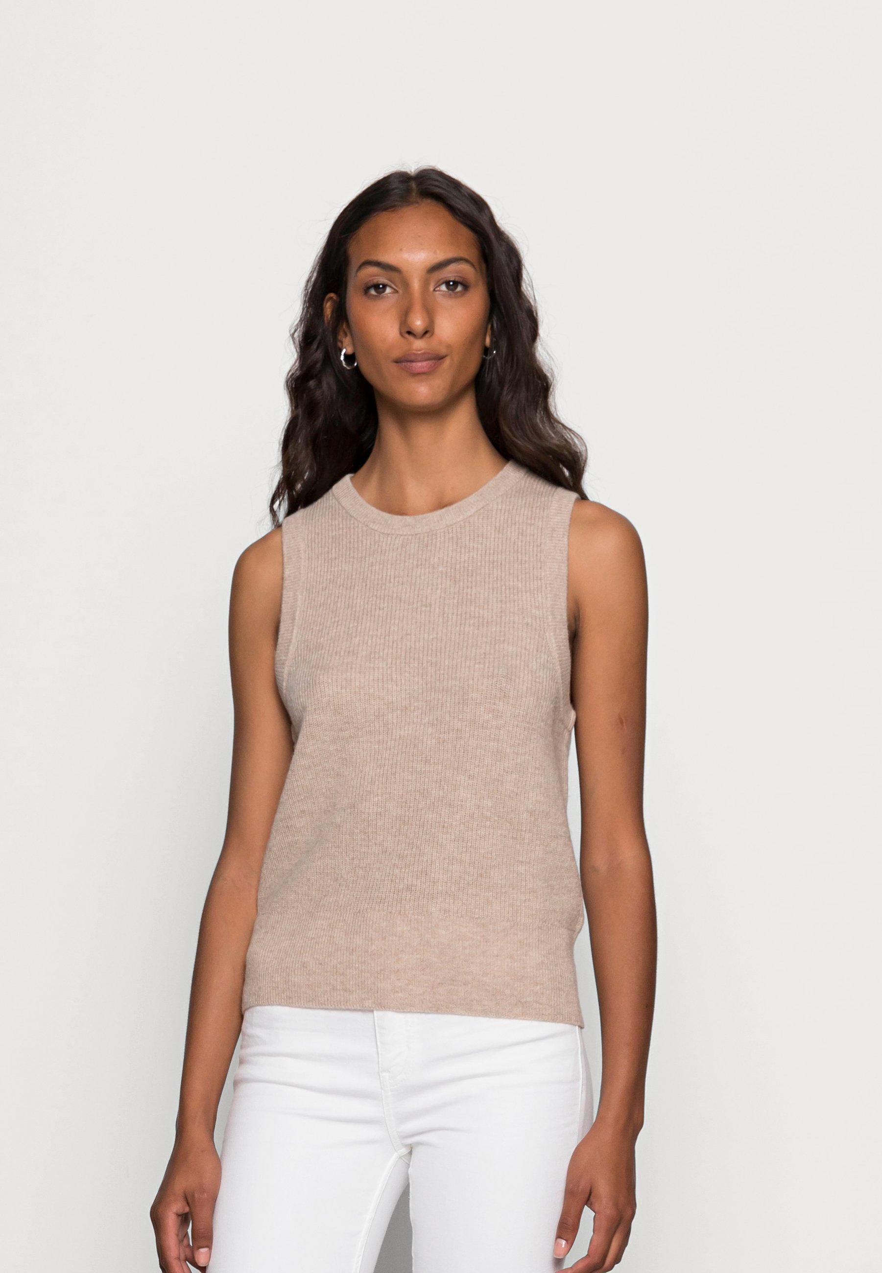 Femme SILJA  WAISTCOAT - Pullover