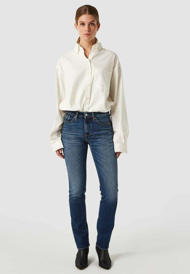 Straight leg jeans - xavier pure indigo