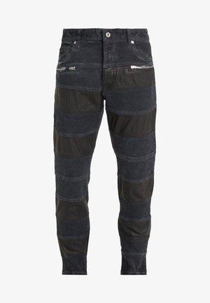 PANELLED  - Slim fit jeans - black ink