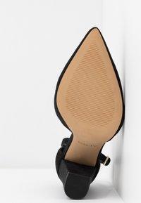 ALDO Wide Fit - NICHOLES WIDE FIT - High heels - black - 6
