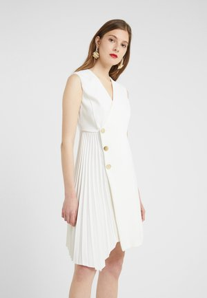 TRASCRIVERE ABITO - Cocktail dress / Party dress - white