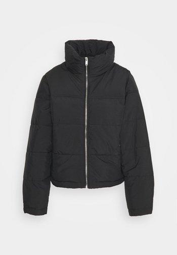 MY PUFFER JACKET - Winter jacket - black