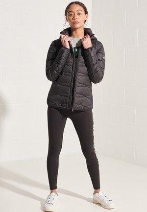 RADAR - Down jacket - black