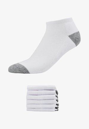 ECODIM 6 PACK - Calcetines - white