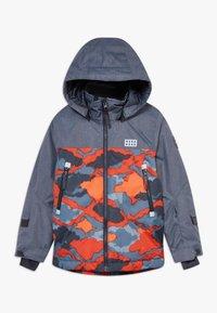 LEGO Wear - LWJOSHUA - Snowboard jacket - dark grey - 0