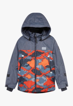 LWJOSHUA - Snowboard jacket - dark grey