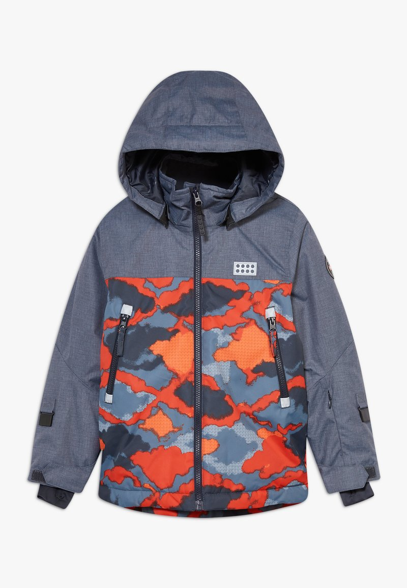 LEGO Wear - LWJOSHUA - Snowboard jacket - dark grey
