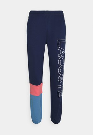 Tracksuit bottoms - scille/amaryllis/turquin blue