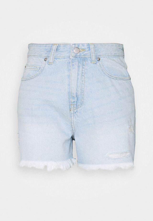 NORA - Short en jean - superlight blue