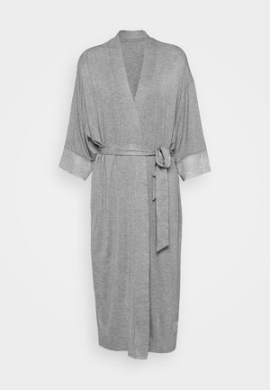 WRAP - Peignoir - charcoal