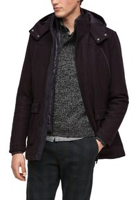 QS by s.Oliver - Winter jacket - black - 4