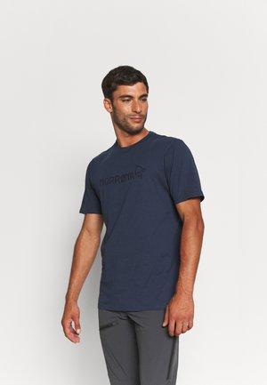 /29 - T-shirt print - indigo night