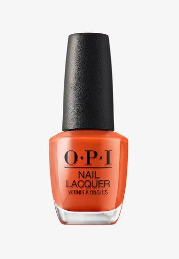 SCOTLAND COLLECTION NAIL LACQUER - Nail polish - nlu14 - suzi needs a loch-smith