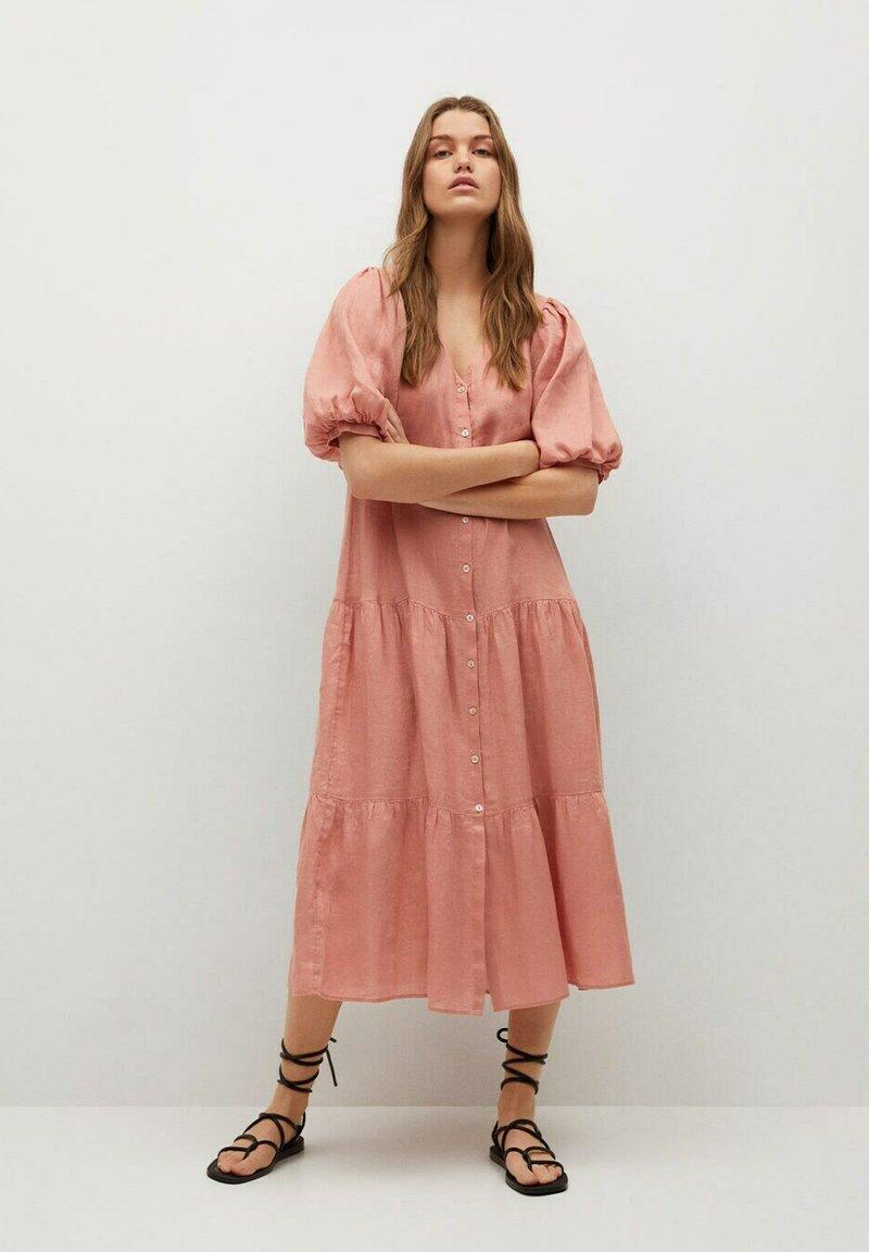 Mango - FREE - Day dress - rosa