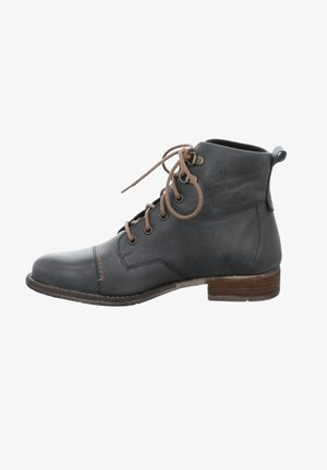 SIENNA 17 - Lace-up ankle boots - graphit