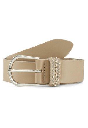 TW1083L03 - Belt - warm taupe