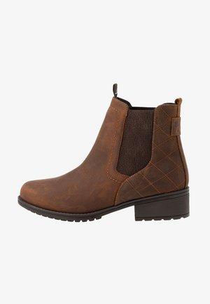 RIMINI - Ankle boots - teak