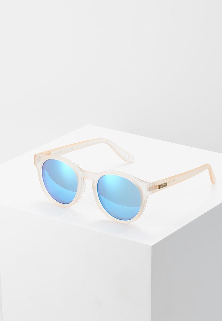 Le Specs - HEY MACARENA - Sunglasses - raw sugar/neon pink