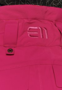 State of Elevenate - WOMENS BACKSIDE PANTS - Schneehose - pink - 5