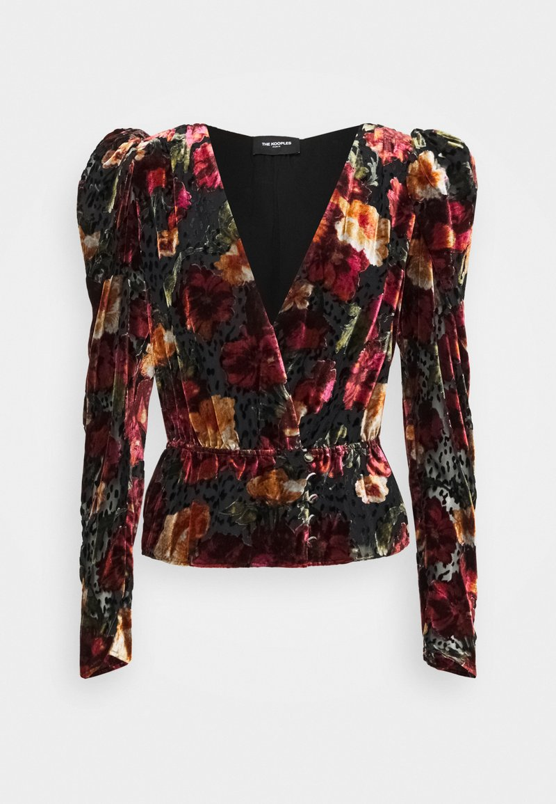 The Kooples - Blouse - multicolor