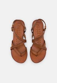 Musse & Cloud - ESTELA - Sandales - brown - 5