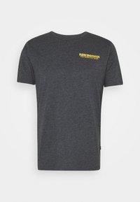 Solid - MATTI - Print T-shirt - insignia - 4