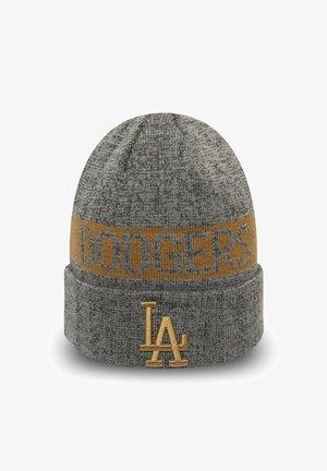 LOS ANGELES DODGERS  - Beanie - grey