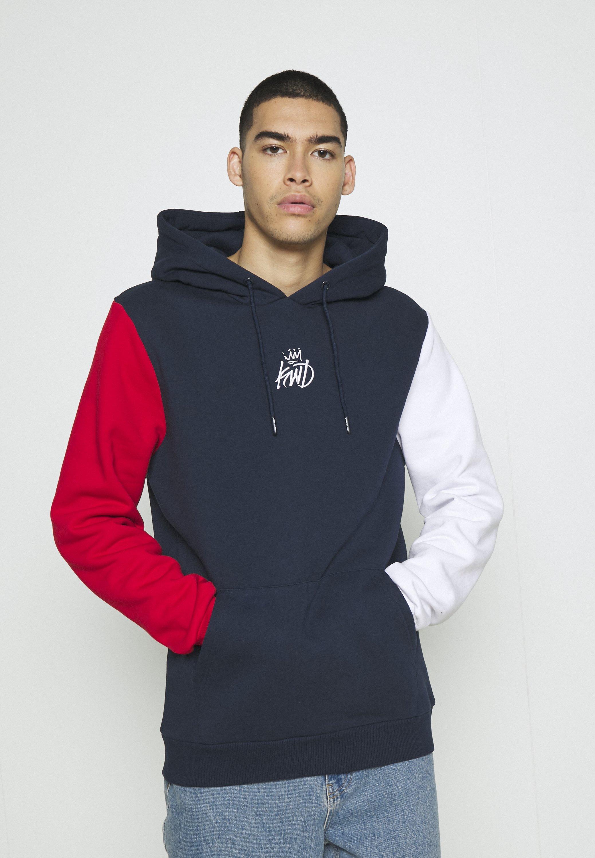Men CANON TRI COLOUR HOOD - Sweatshirt