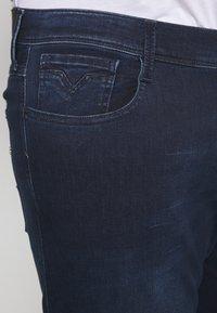 Replay Plus - Slim fit jeans - dark-blue denim - 5