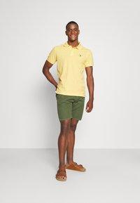 GANT - SUMMER RUGGER - Polo shirt - brimstone yellow - 1