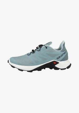 SUPERCROSS - Trail running shoes - delphinium blue white bluestone