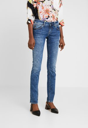 LINDY - Jeans Skinny Fit - dark random glam