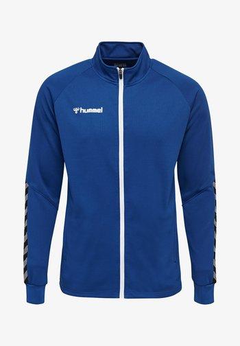 HMLAUTHENTIC - Träningsjacka - true blue