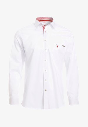 ASKOT SLIM FIT - Shirt - rot
