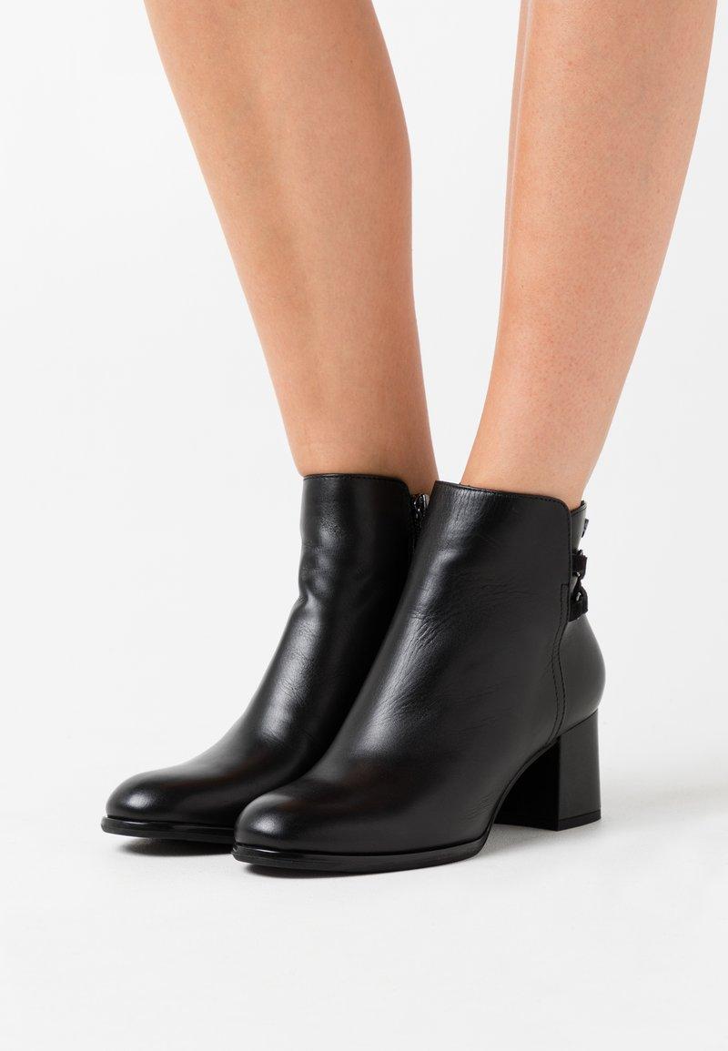 s.Oliver BLACK LABEL - Kotníková obuv - black